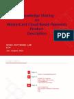 Presentation_MasterCard Cloud-Based Payment_Product Description_2015.pptx