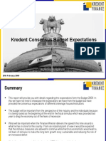 KBSL_Consensus Budget Expectation