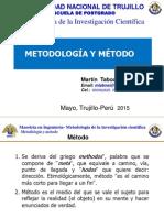 2. Metodologia y Métodos  Investigación 2015.pdf