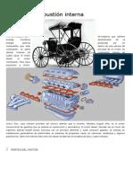 Motor de Combustión Interna Industria Del Automovil
