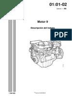 Motor ESCANIA Manual.