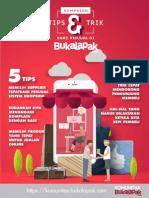 eBook Tips Dan Trik Jualan Online Komunitas Bukalapak Edisi Mei2015
