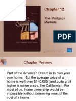 Mortgage Market and Loan
