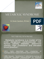 Metabolic Syndrome  jhdjkwhekuhfdhjkew