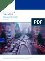Installation Guide 25 v1.1