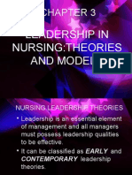 Chapter 3 Leadership Theories and Models - Copy