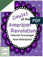 americanrevolutioncausesscavengerhunt1
