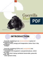 Gurilla Marketing 1