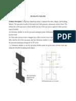Exp 4 Buckling Analysis