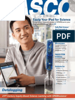 PASCO - 2012 Science & Datalogging Catalog