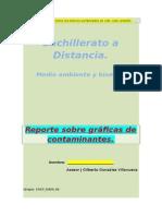 MiguelHC MABE 3-1 Reporte Sobre Graficas de Contaminantes