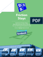DGS Friction Stay