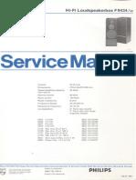 Philips Service manual F9434