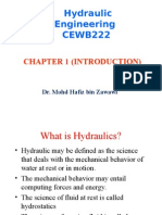 CEWB223 Chap1 - Introduction