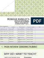 burkley peer review final pptx