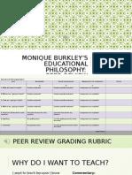 burkley peer review final pptx