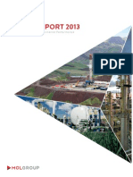 MOL Group Annual Report 2013