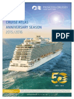 Princess Cruises katalog 2015-2016