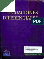 Ecuacciones Diferencialess - Isa. - Car.