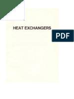 Heat Exchangers Part 1