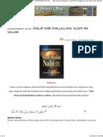 Ringkasan Sifat Shalat Nabi Shallallahu 'Alaihi Wa Sallam