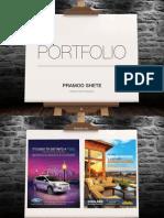 Portfolio - Pramod Shete