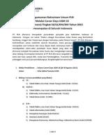 1508JOGJF Pengumuman Lowongan Career Days UGM 18