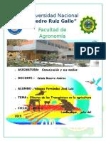 EFECTO DE LOS TRANSGENICOS A LA AGRICULTURA