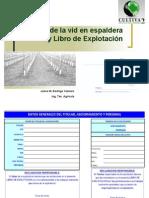 Manejo Vid y Libro Explotación 2012
