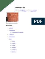Materiales de Construcion