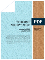 Hypersonic Aerodynamics 0100 - Introduction to Hypersonic Aerodynamics