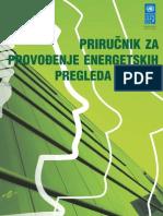 BiH Prirucnik Za Provodenje Energetskih Pregleda Zgrada