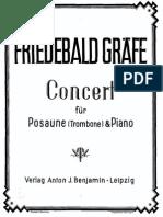 Grafe concerto Trombone