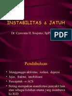 Instabilitas - Jatuh (PPM)