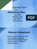 Dish Marketing Plan