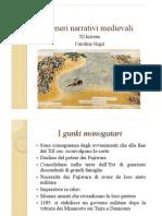 Letteratura Medievale II