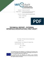 Tech Rpt Ext Interfaces