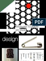 design - intro lecture 01