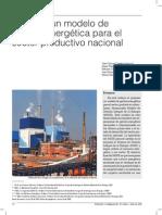 El MGIE Modelo de Gestión Integral de La Energía
