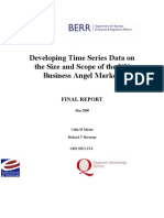 Developing Time Series Data on the Size and Scope of the UK-2008