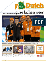 The Daily Dutch #15 uit Vancouver | 25/02/10
