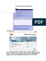 Integracion ABB - Sicam PAS