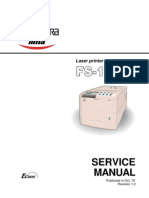 Service Manual Kyocera Fs1800+