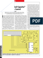 Virtual Switched-Capacitor for LCD Bias Control