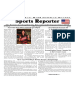 August 12 - 18, 2015 Sports Reporter