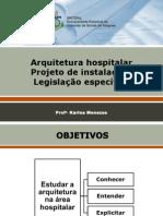 Arquitetura Hospitalar-Aula-2014