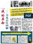 Chinese's History 1911-2011