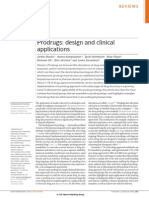 Prodrugs- Design and Clinical Applications