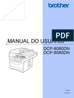 Manual Impressora Brother
