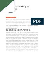 Fiolofia Estrategia Starbucks